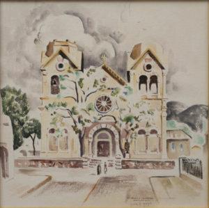 St. Francis Cathedral, Santa Fe, N.M.