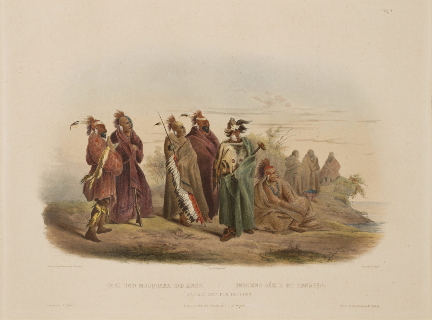 Saukie and Fox Indians