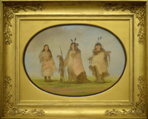 Blackfoot Indian Group