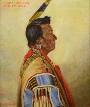 Chief Joseph, Nez Perces