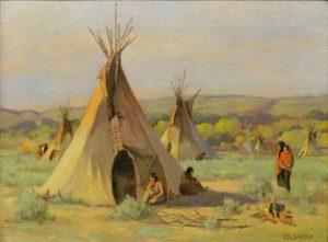 Crow Camp, Montana