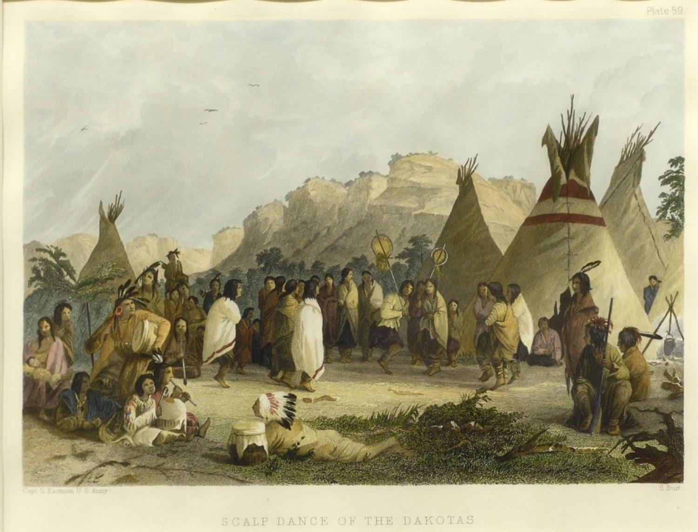 Scalp Dance of the Dakotas
