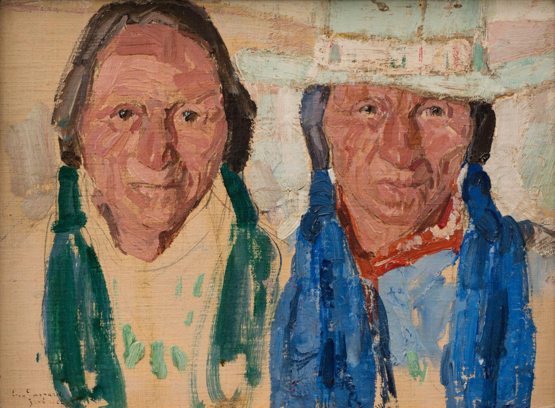 Two Zuni
