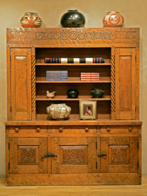 Buffet Bookcase Cabinet
