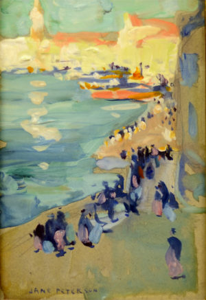 The Schiavoni with Sunshine, Venice