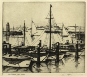 San Francisco Yacht Harbor