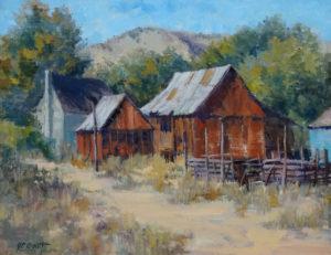Mt. Carmel Barns