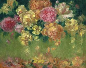 Raining Roses I