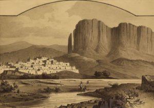 Zuni, A Pueblo Village in Arizona