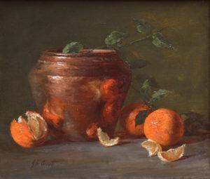 Oranges & Copper