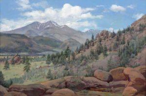 Longs Peak, Estes Park, CO
