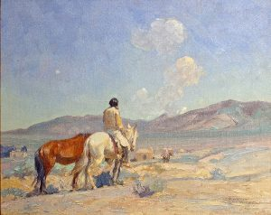 Return to the Pueblo