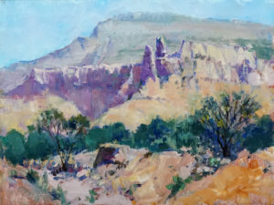 Towers at Ghost Ranch