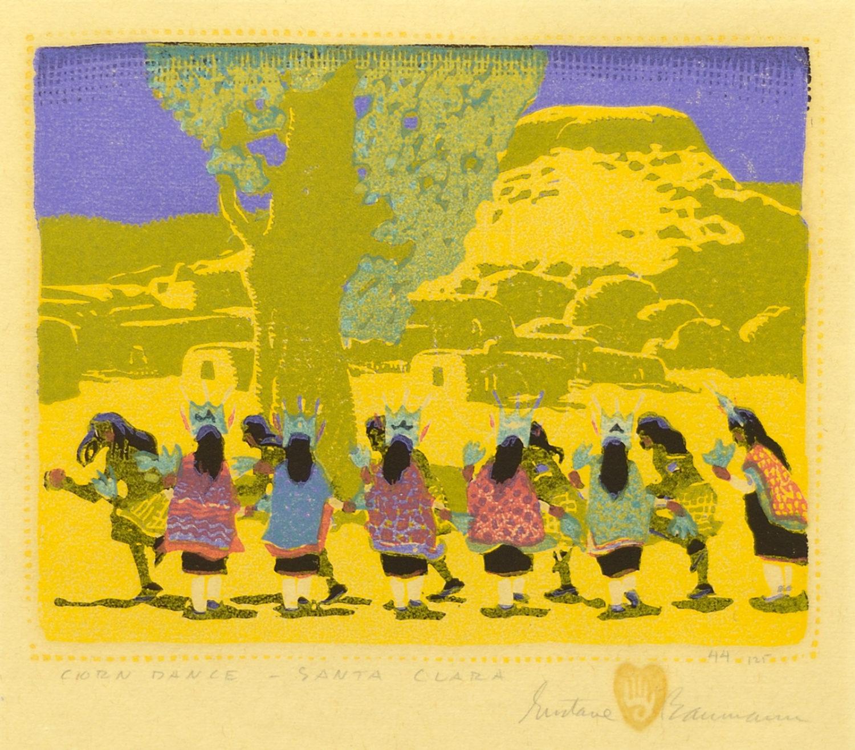 Corn Dance-Santa Clara