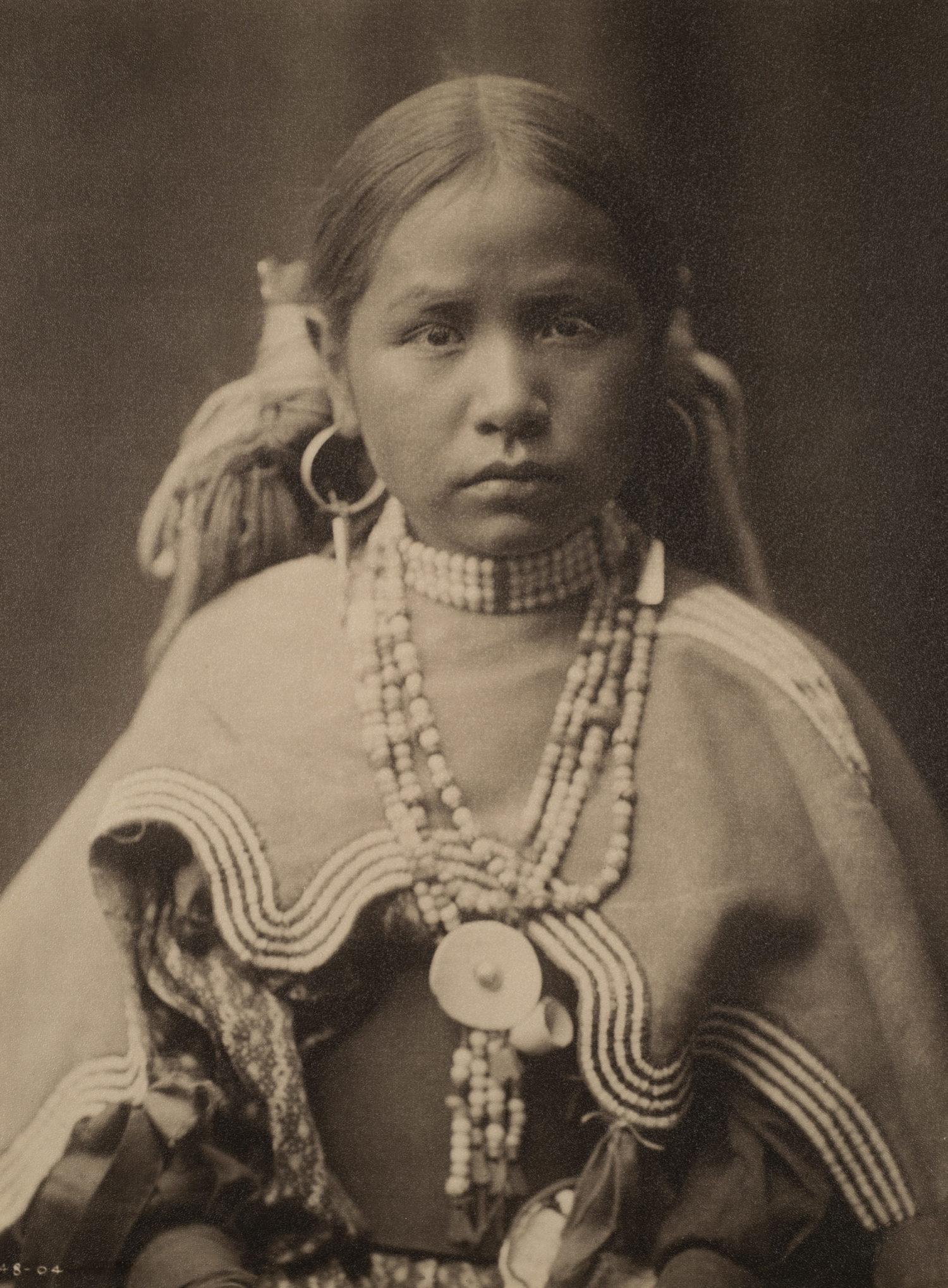 Jicarilla Maiden