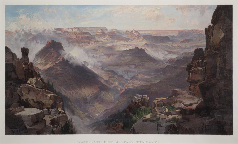 The Grand Cañon of the Colorado River, Arizona