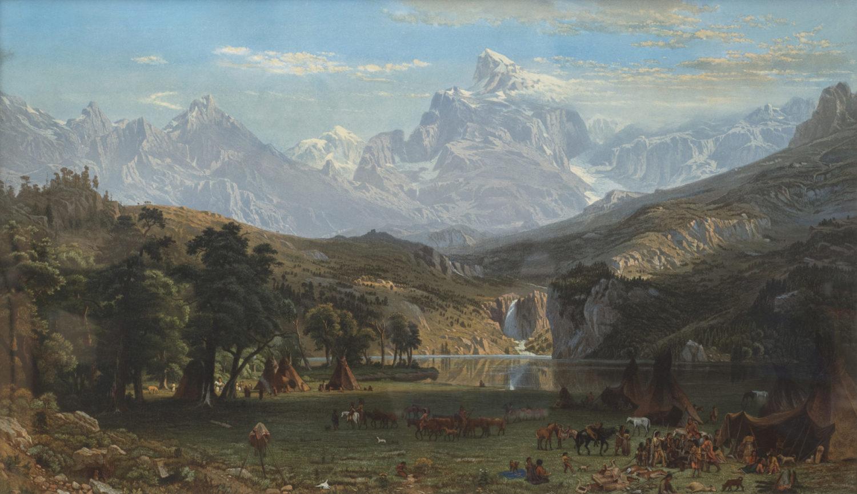 The Rocky Mountains – Lander's Peak