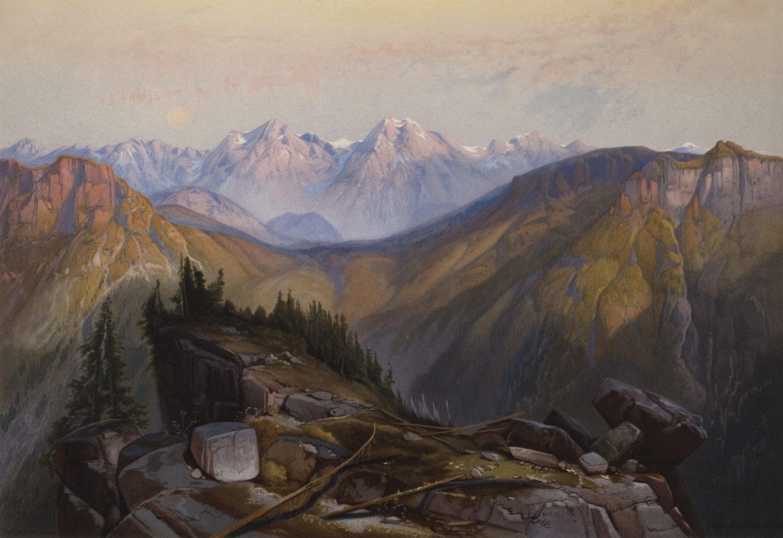 The Lower Yellowstone Range