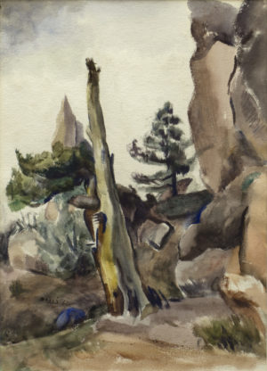 Santa Fe Canyon