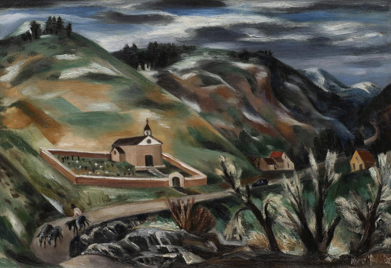 Pecos Valley, El Macho Chapel