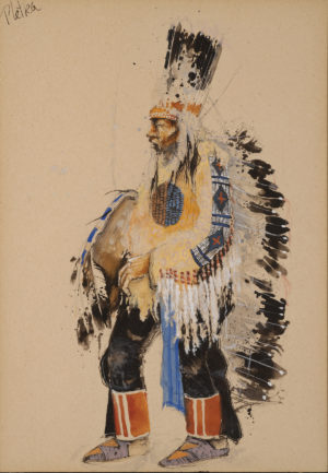 Blackfoot Warrior
