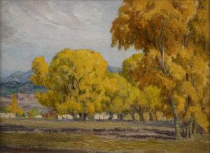 Pojoaque Autumn