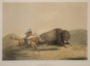 Buffalo Hunt Chase – No. 5
