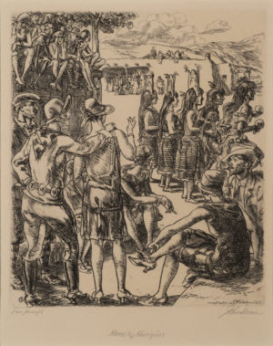 Knees and Aborigines