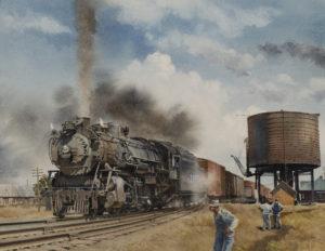 Untitled – 1518 Train